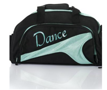 Load image into Gallery viewer, Studio 7 Junior Duffel Bag – Dance Turquoise
