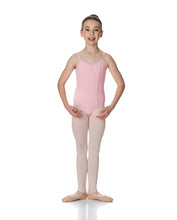 Load image into Gallery viewer, Studio 7 Camisole Strap Leotard Ballet Pink