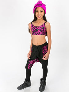 Urban Empire Reversible Elastic Back Bra Top (Child)