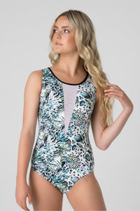 Sylvia P Animalia Leotard