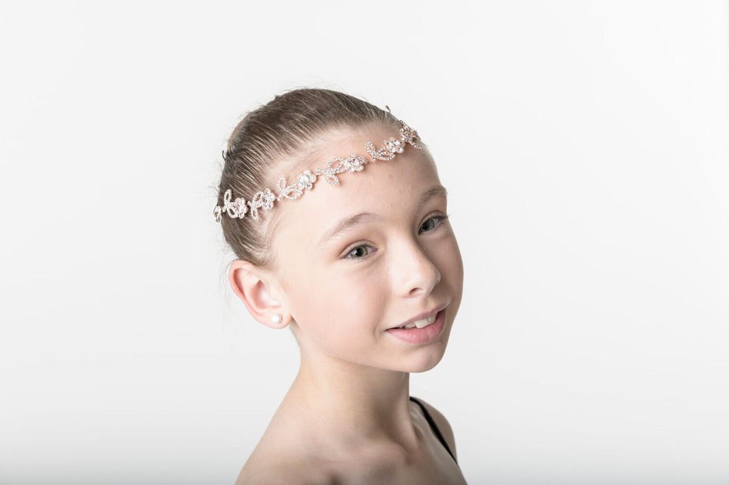Studio 7 Floral Sparkle Hairpiece