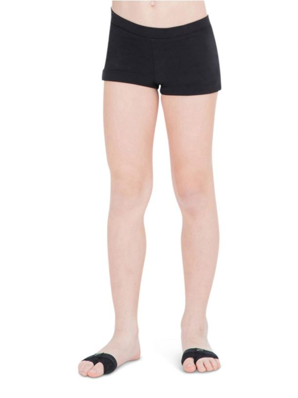 Capezio Boys Cut Low Rise Shorts (Child)