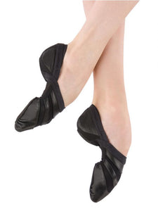 Capezio Leather Split Sole Freeform Ballet Shoe