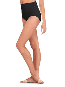Capezio High Waisted Briefs (Child)