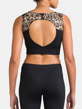 Load image into Gallery viewer, Capezio Key Hole Bra Top