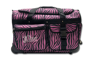 Dream Duffel Medium Limited Edition - Zebra