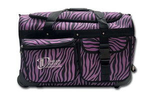 Dream Duffel Large Limited Edition - Zebra