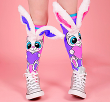 Load image into Gallery viewer, MadMia 'FUNNY BUNNY' Socks