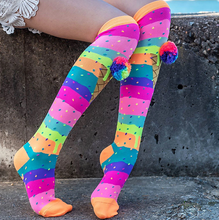 Load image into Gallery viewer, MadMia 'ICE CREAM' Socks