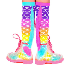 Load image into Gallery viewer, MadMia 'MERMAID' Socks