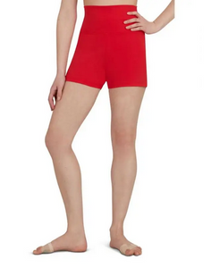 Capezio High waisted Short RED