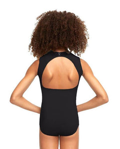 Capezio Polo Neck Leotard (Child)