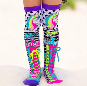 MadMia 'UNICORN MAGIC' Socks