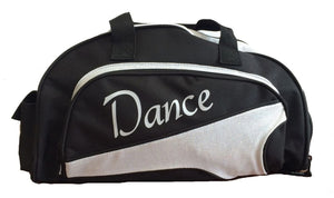 Studio 7 Junior Duffel Bag – Dance Crystal White