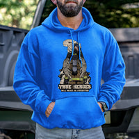Load image into Gallery viewer, 9/11 FireFighter Hoodie
