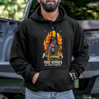Load image into Gallery viewer, Firefighter Hero Hoodie VIP