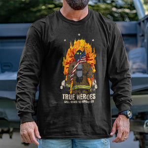 Firefighter Hero Long Sleeve VIP