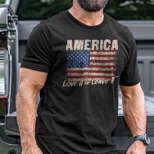 America Love It or Leave T-Shirt