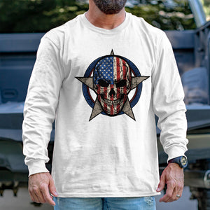 Skull Star Long Sleeve VIP