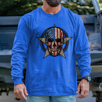 Load image into Gallery viewer, Skull Star Long Sleeve VIP