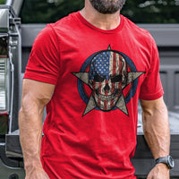 Load image into Gallery viewer, Skull Star T-Shirt