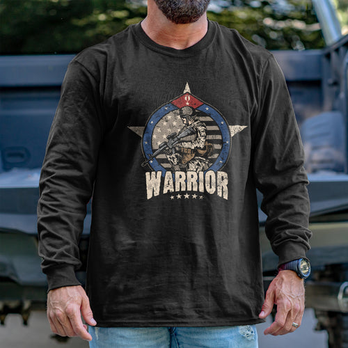 American Warrior Long Sleeve VIP
