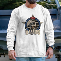 Load image into Gallery viewer, American Warrior Long Sleeve