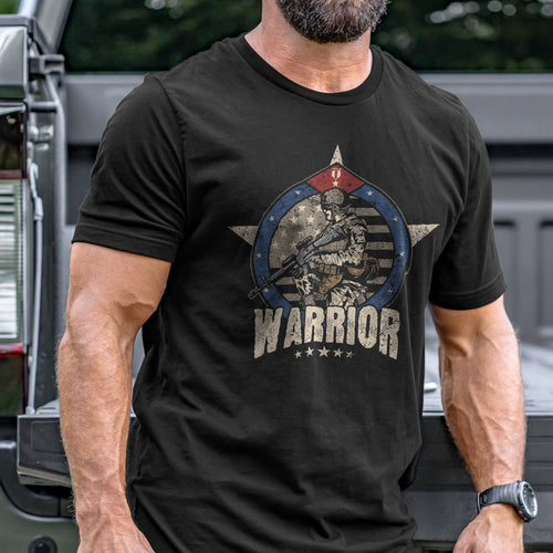 American Warrior T-Shirt VIP