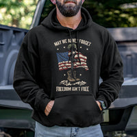 Load image into Gallery viewer, May We Never Forget Hoodie VIP