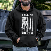 Load image into Gallery viewer, Land of the Free Hoodie VIP