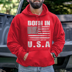 Born in the USA Hoodie VIP