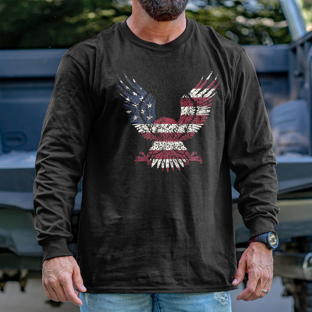 Flying Eagle Long Sleeve