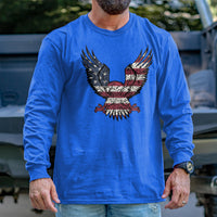Load image into Gallery viewer, Flying Eagle Long Sleeve