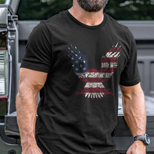 Flying Eagle T-Shirt VIP