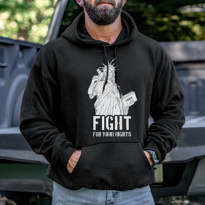 Fight for your Rights Hoodie