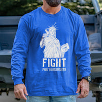 Load image into Gallery viewer, Fight for your Rights Long Sleeve