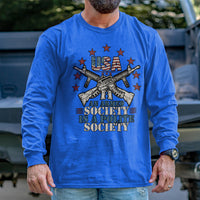 Load image into Gallery viewer, Armed Society Long Sleeve