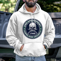 Load image into Gallery viewer, 2nd Amendment is Homeland Security Hoodie