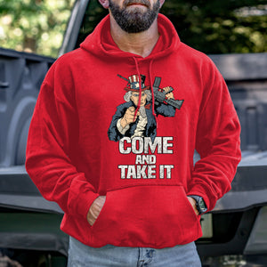 Come and Take It Hoodie VIP