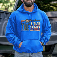 Load image into Gallery viewer, I Plead the 2nd Hoodie