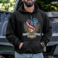 Load image into Gallery viewer, Freedom Eagle Hoodie VIP