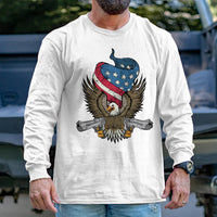 Load image into Gallery viewer, Freedom Eagle Long Sleeve VIP