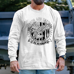 Strong and Brave Long Sleeve
