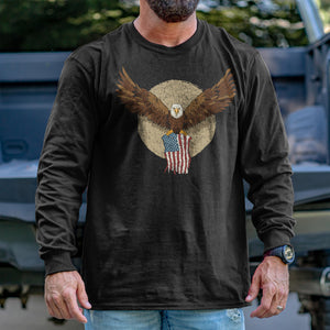Eagle Moon Long Sleeve