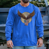 Load image into Gallery viewer, Eagle Moon Long Sleeve