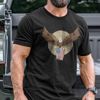 Load image into Gallery viewer, Eagle Moon T-Shirt