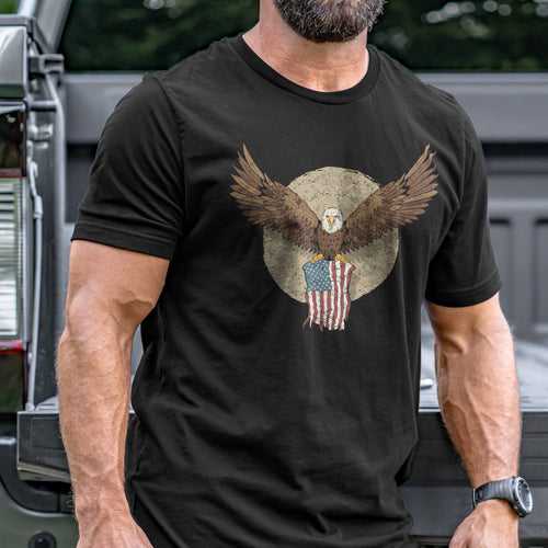 Eagle Moon T-Shirt