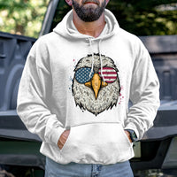 Load image into Gallery viewer, Cool Eagle Hoodie