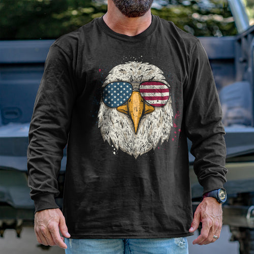 Cool Eagle Long Sleeve