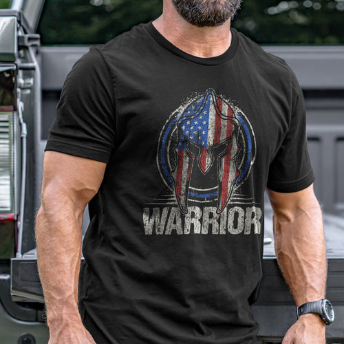 Patriot Warrior T-Shirt VIP